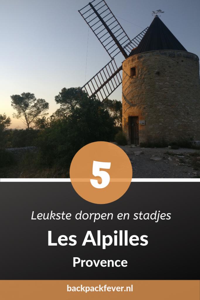 Pin it! 5 leukste dorpen en stadjes Les Alpilles Provence