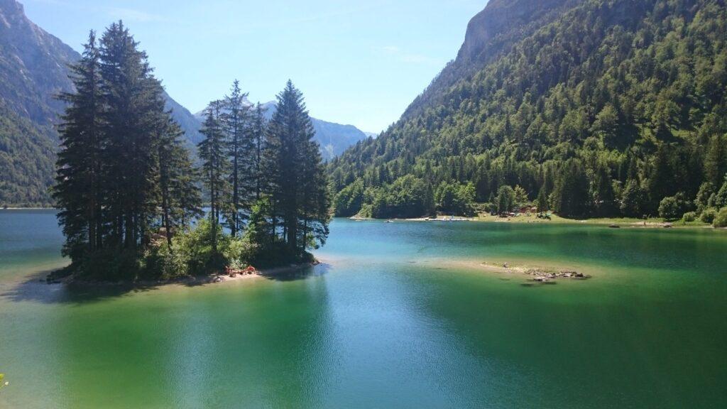 Dagtrips vanuit Kobarid | Lago del Predil