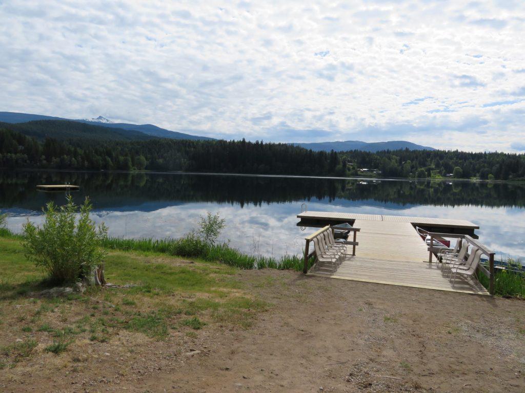 Een dag uit onze camperreis West-Canada | Dutch Lake campground