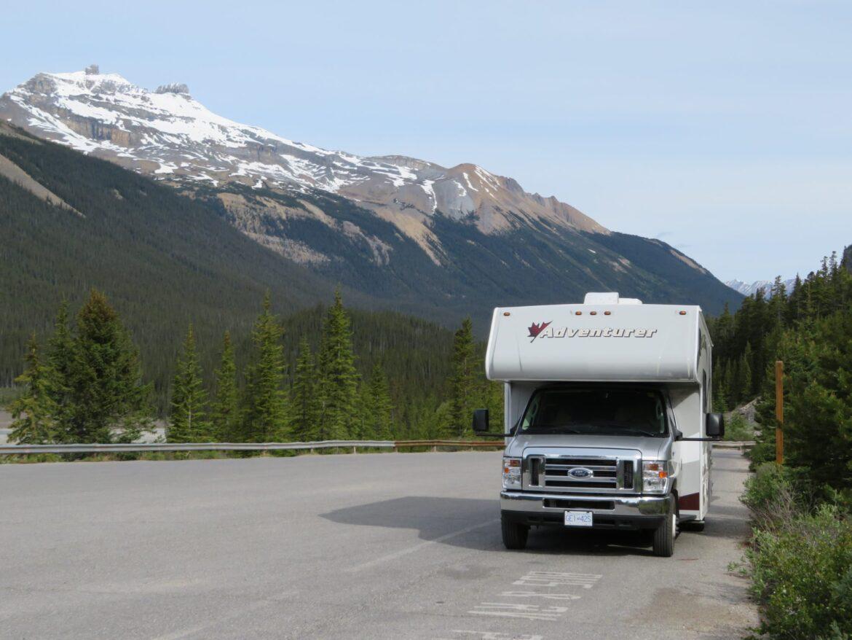 Een dag uit onze camperreis West-Canada