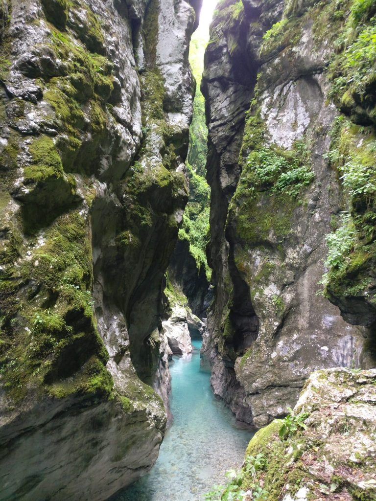 Dagtrips vanuit Kobarid | Tolmin Gorge