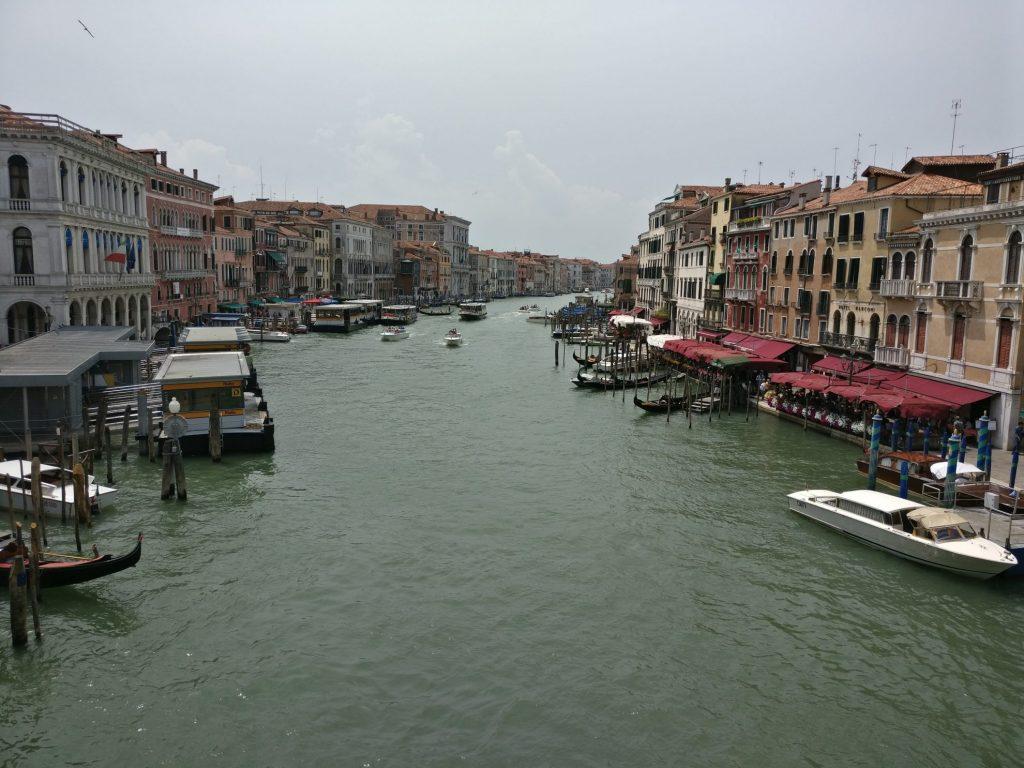 Venetie | Canal Grande