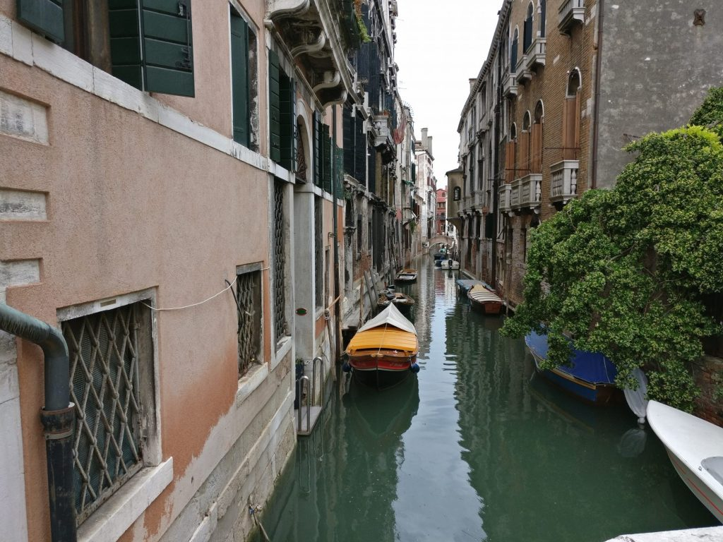 Venetië | gondels