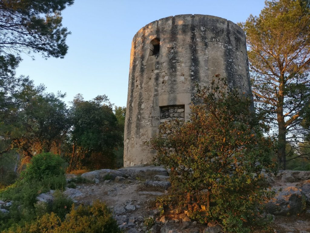 De molens van Daudet | Fontvieille | Les Alpilles | Provence
