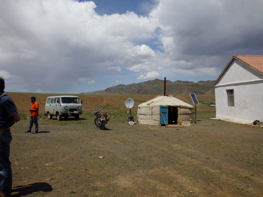 De mooiste roadtrips | Gobi Tour | Mongolië | Ger