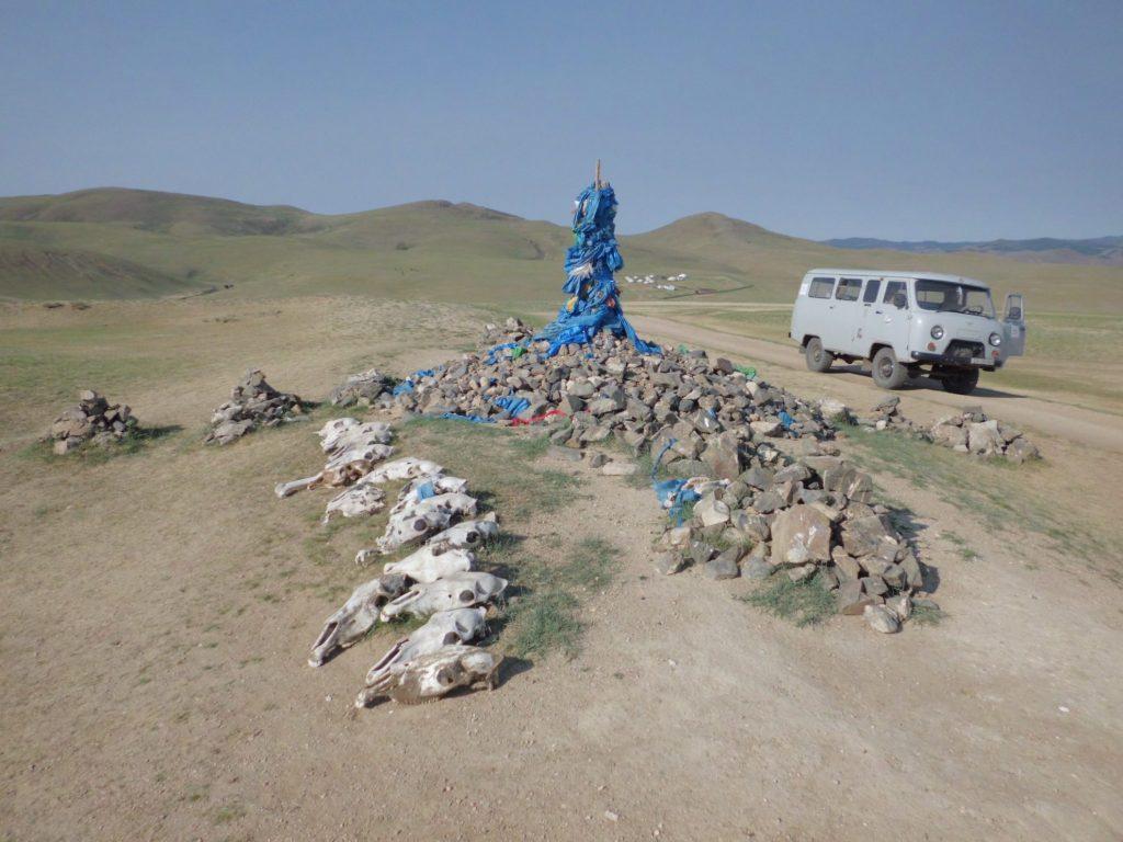 De mooiste roadtrips | Gobi Tour | Mongolië