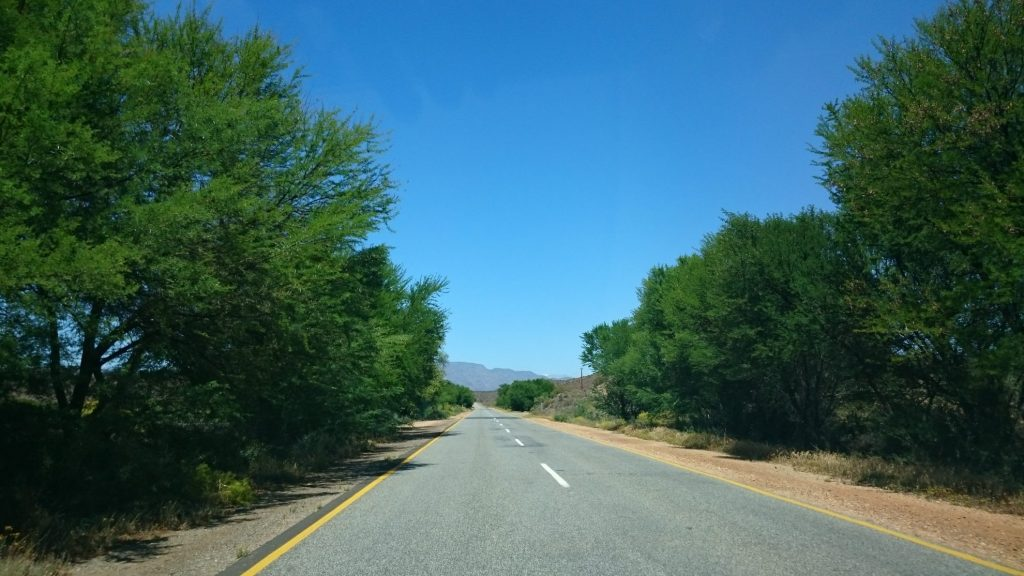 Route 62 Zuid Afrika