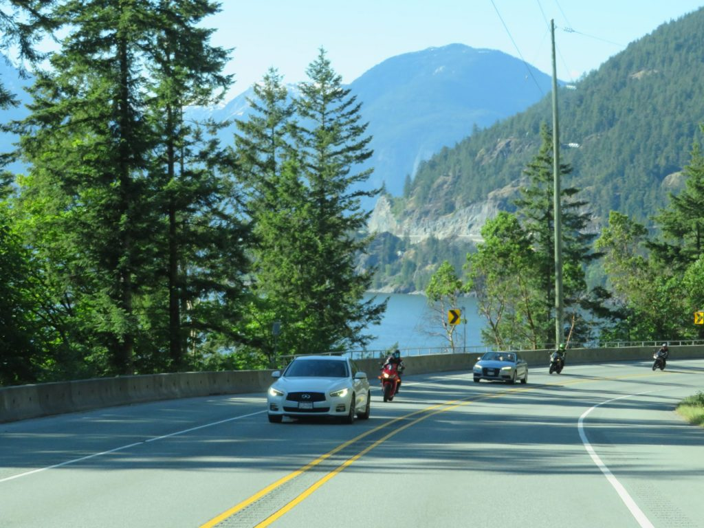 De mooiste roadtrips: Sea to Sky highway | Canada