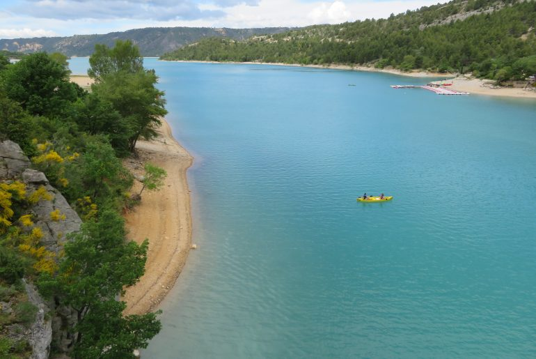 Lac de Sainte-Croix | Var | Alpes Haute Provence | Gorges du Verdon vakantie