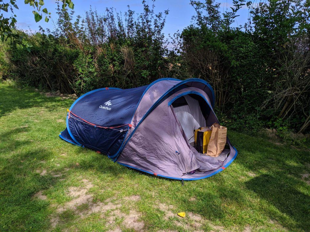 Weekend kamperen in Zeeland | Minicamping Klein Arendsrust