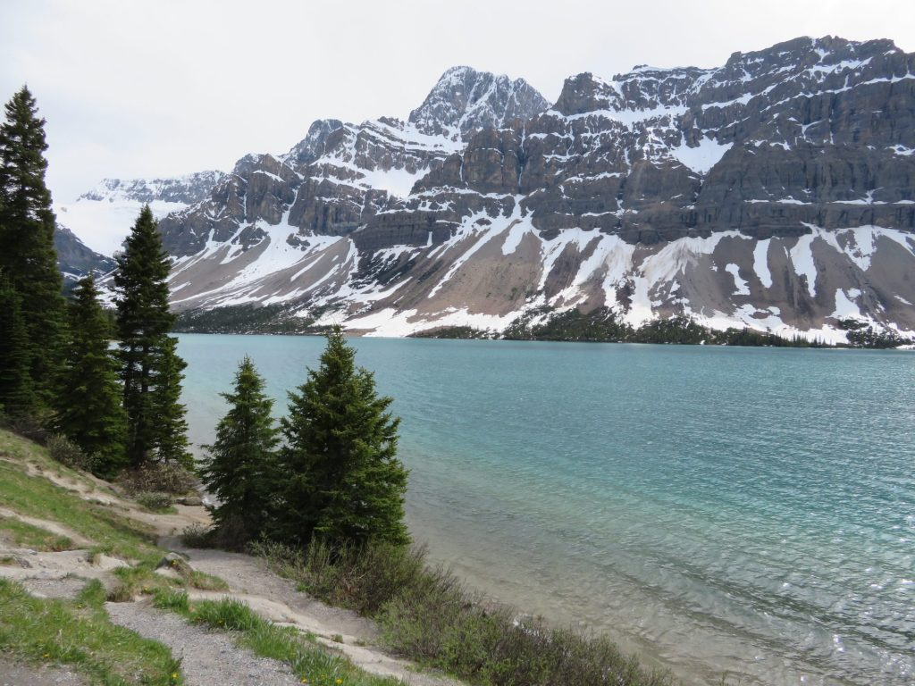 Icefields Parkway | Herbert Lake | Bow river | Banff National Park