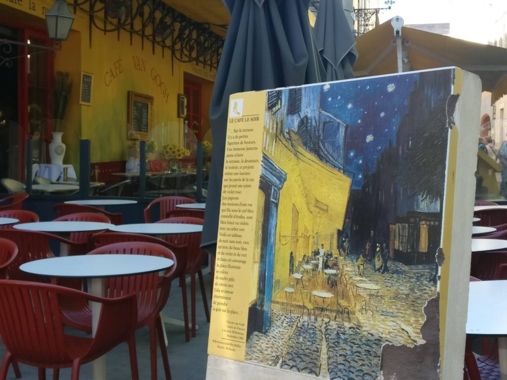 Le Café van Gogh   Arles