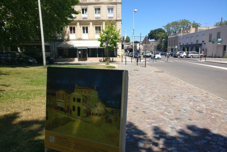 La Maison Jaune | Het Gele huis | Vincent van Gogh