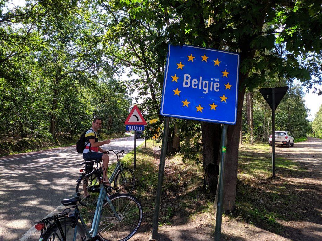 Fietsen door de Brabantse Kempen