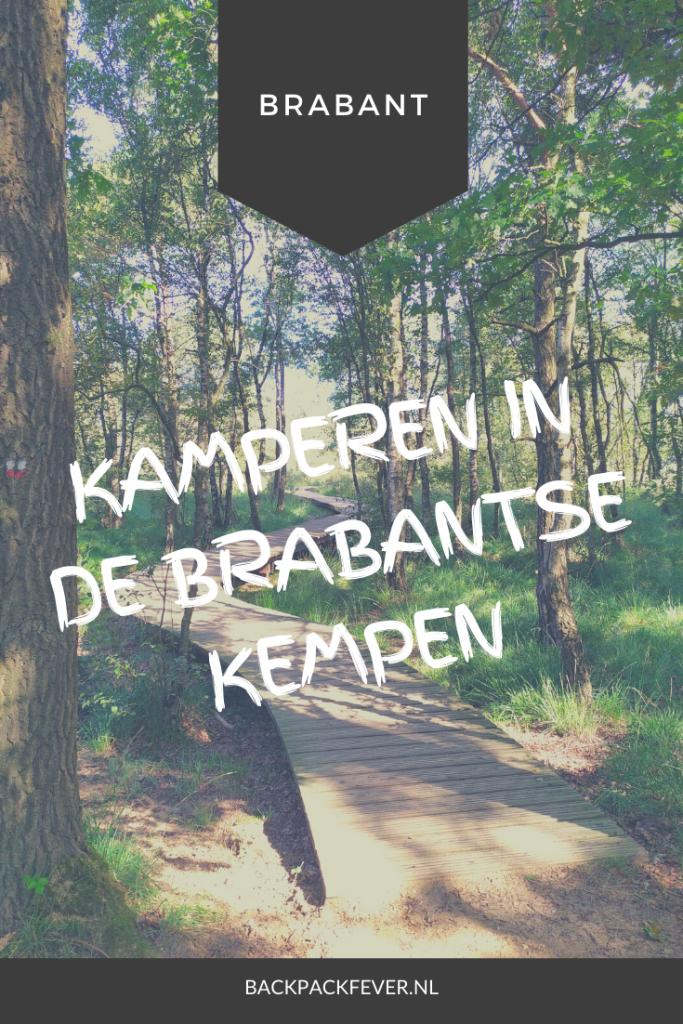 Pin it! Kamperen in de Brabantse Kempen