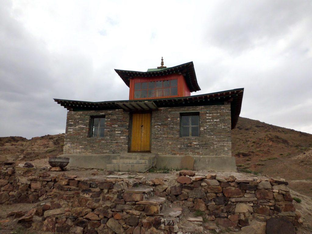 Ongi Klooster | Saikhan Ovoo | Mongolië