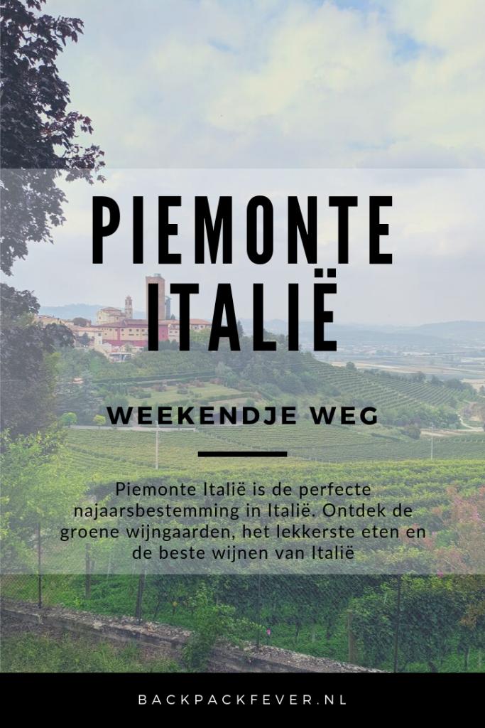 Pin it! Piemonte Italië