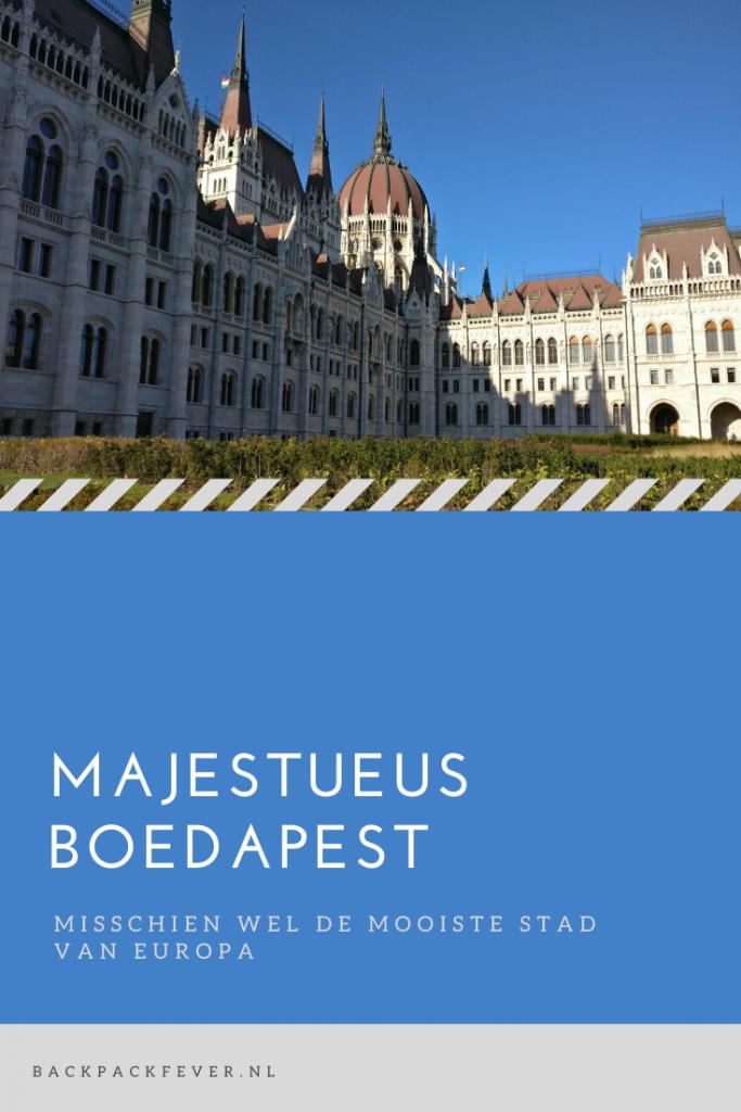 Pin it! Majestueus Boedapest | Misschien wel de mooiste stad van Europa