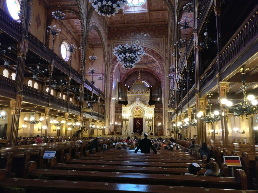 Grote Synagoge (Dohány Utcai Synagoge) | Boedapest