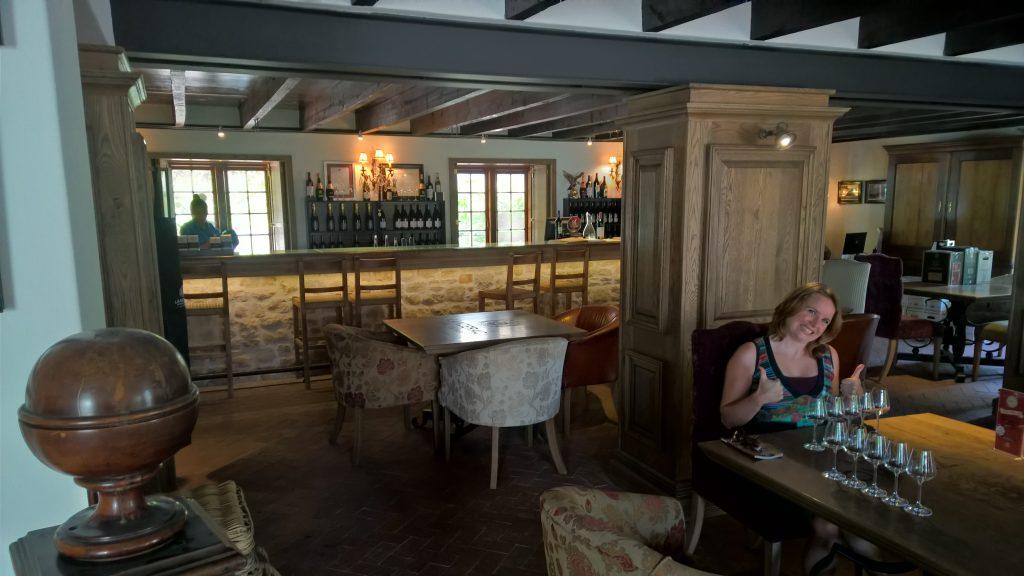 Wijnproeverij bij Lanzerac Wine Estate | Stellenbosch
