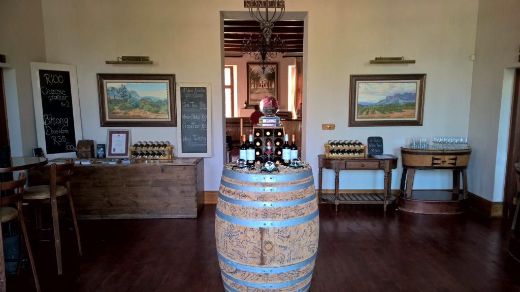 Zorgvliet Wine Estate