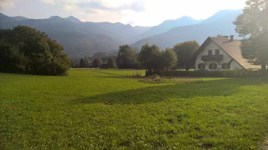 Mostnica kloof en Slap Voje | Slovenië | Bohinj