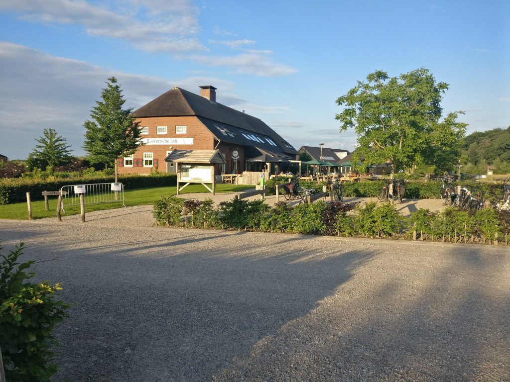 Bed and Breakfast de Roovertsche Leij