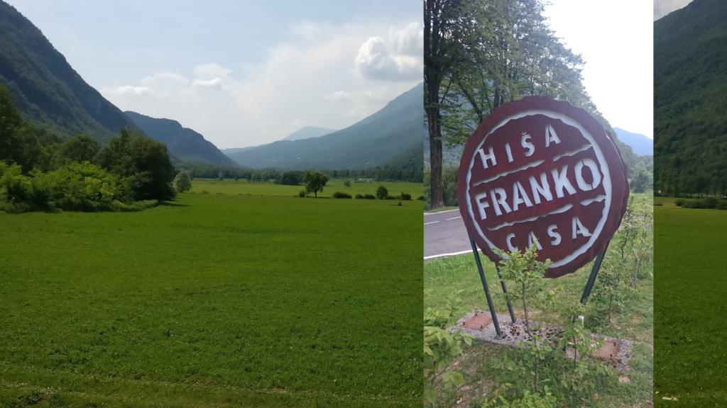 Geluksmoment: Uit eten bij Hiša Franko - het beste restaurant van Slovenië