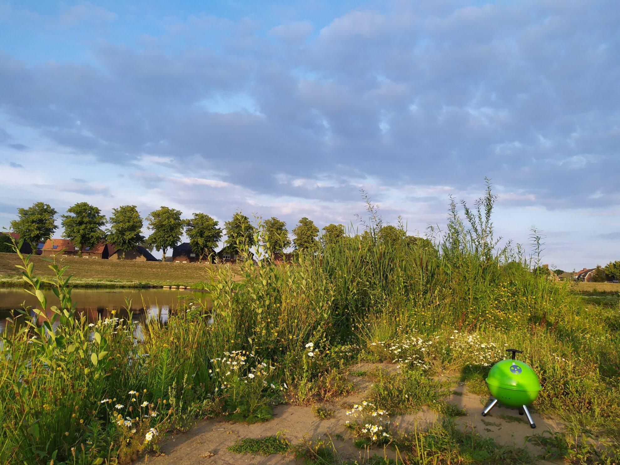 Barbecueën in de natuur | kamperen in Noord Limburg