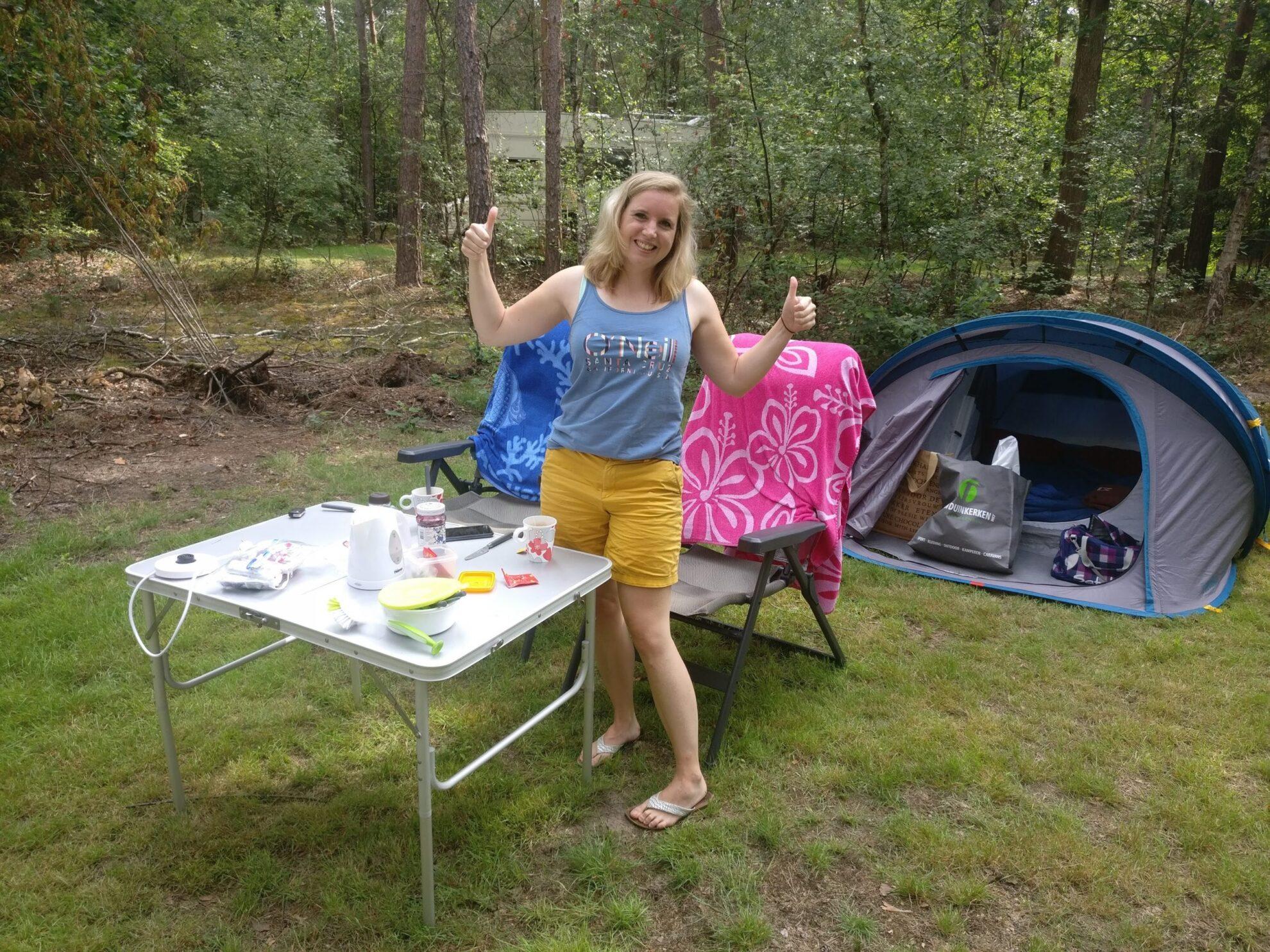 Kamperen in Noord-Limburg | Natuurplaats Camping de Oude Barrier