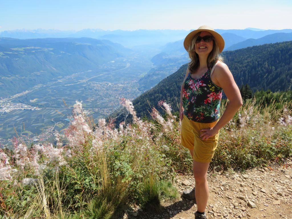 Vigiljoch | Lana | View | Panorama | Hiken in Zuid Tirol