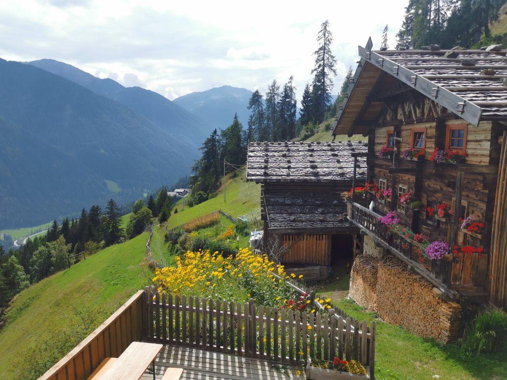 Ultental   Val d'Ultimo   Schwemmalm   Wandelen in Zuid Tirol