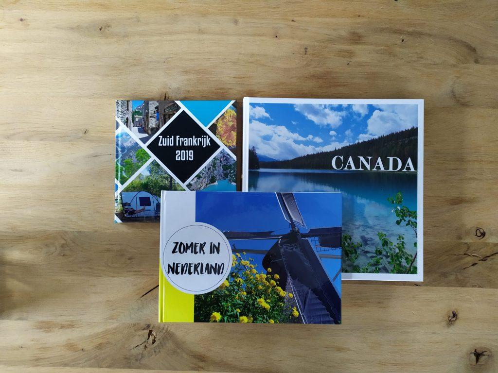 Fotoboek maken: laat de vakantie napret maar beginnen (Fotofabriek review)