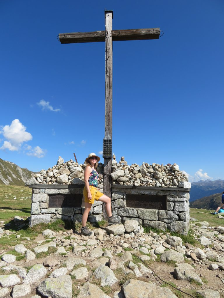 Gipfelkreuz | wandelen Meran 2000 | Merano 2000 | Meraner Land | Zuid Tirol