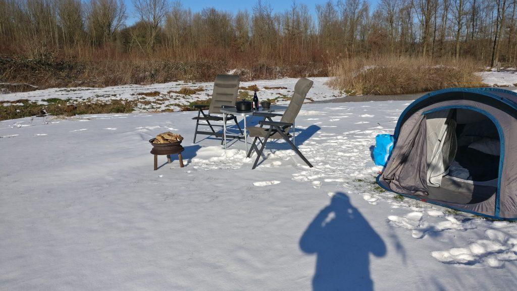 Winterkamperen met de tent