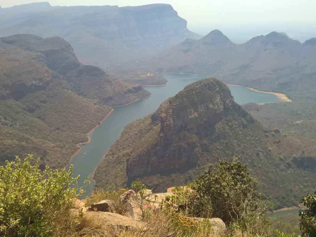 Zuid Afrika Blythe River Canyon | Over Backpackfever