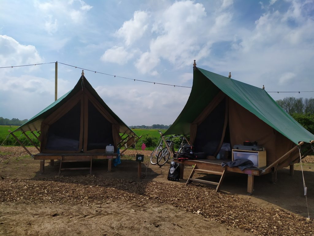 Glamp Outdoor Camp Appeltern