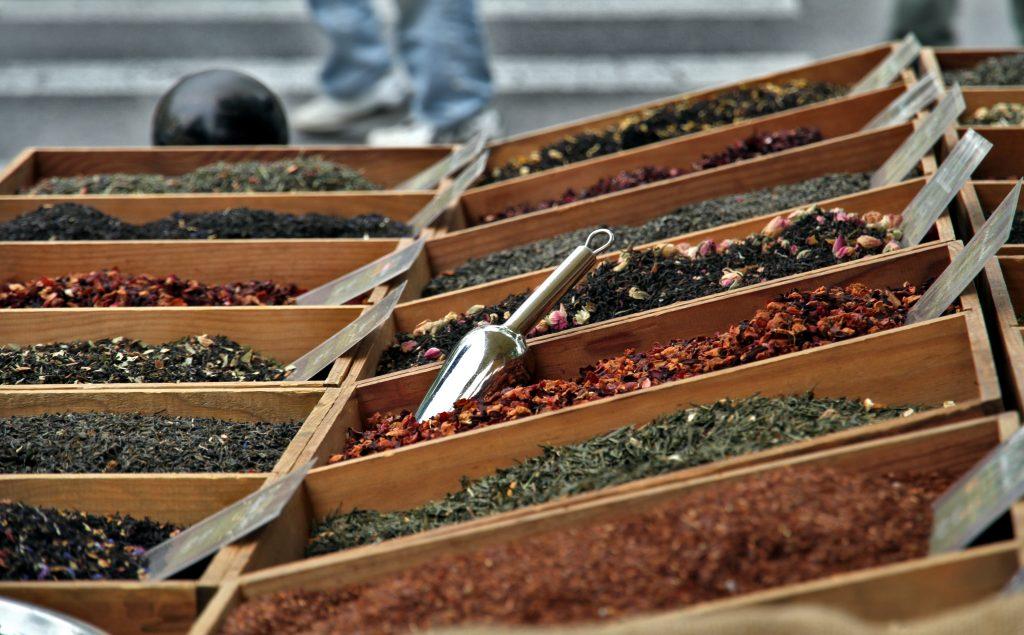 Markt in Arles | specerijen