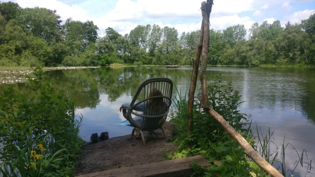 De mooiste plek van Drenthe | Landgoed Mariahoeve | Natuurkampeerterrein