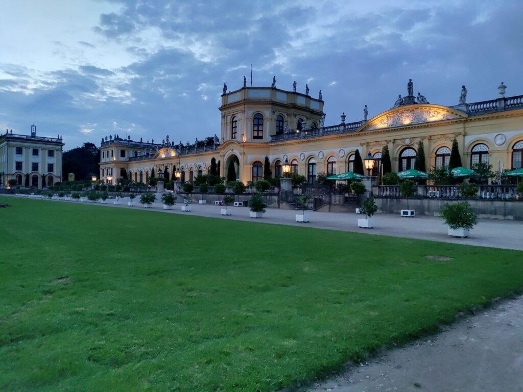 Orangerie   Karlsaue   Kassel