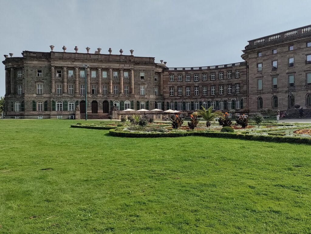 Schloss Wilhelmshöhe   Bergpark Kassel