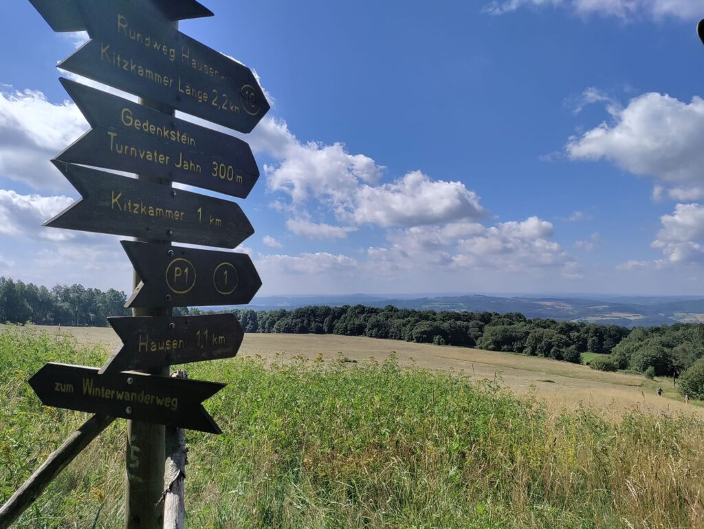 Geo-Naturpark Frau-Holle-Land   Höher Meissner