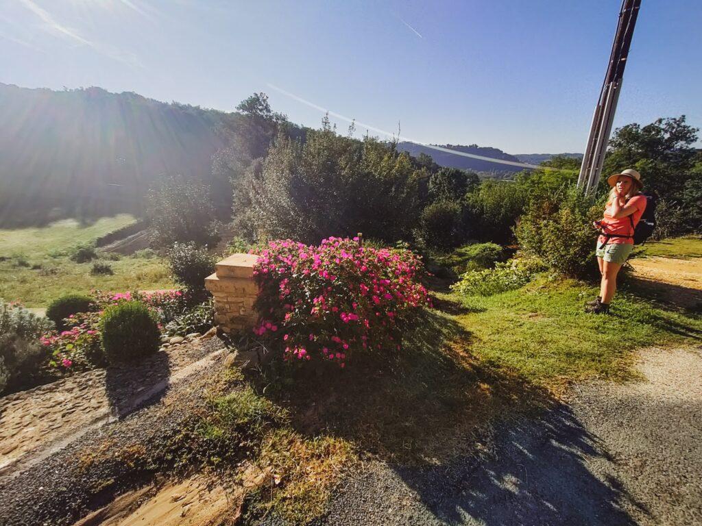 Wandelen bij La Roque-Gageac